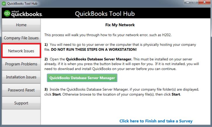 Database Server Manager