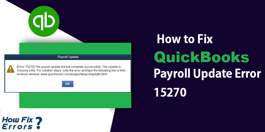 QuickBooks-Payroll-Update-Error-15270