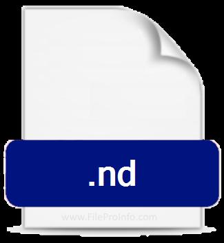 Network Data File