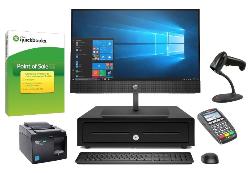 Quickbooks Point of Sale System: Hardware Components