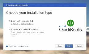 QuickBooks Install