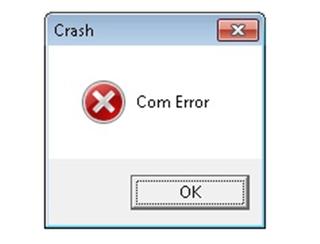 Com Error