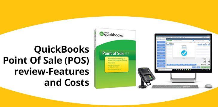 Features of QuickBooks POS