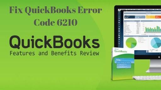 error 6210 QuickBooks