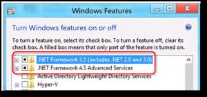 NET Framework Windows Qb