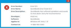 QuickBooks Error -6123, 0