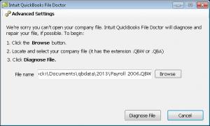 file doctor quickbooks- quickbooks error 6000 80
