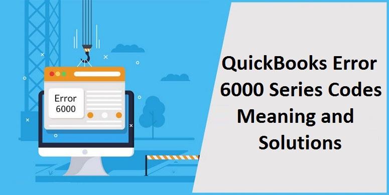 Resolve QuickBooks error 6000 80