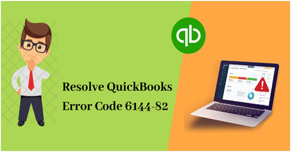 quickbooks error code 6144 82